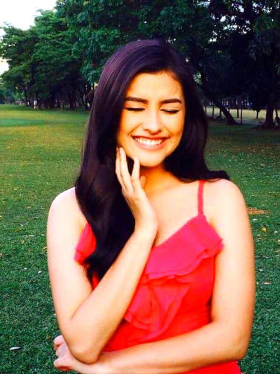 Liza Soberano Smile Happy Funny