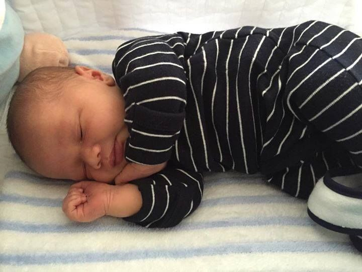 Mr Carter John Hedley.... 9lb 4oz Born 16 December 2014 <3