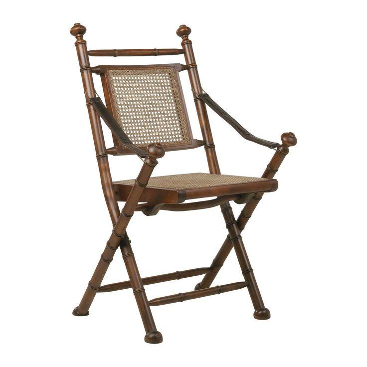 Chaise Pliante Colonial Kare Design | sordoni-indoors.com