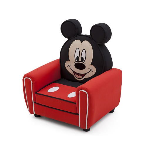 Delta Disney Mickey Mouse Upholstered Chair