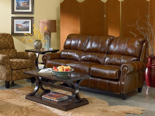 High Quality Classic Leather Sofa   Leather   Stacy Furniture U0026 Accessories   Dallas /  Fort Worth Furniture
