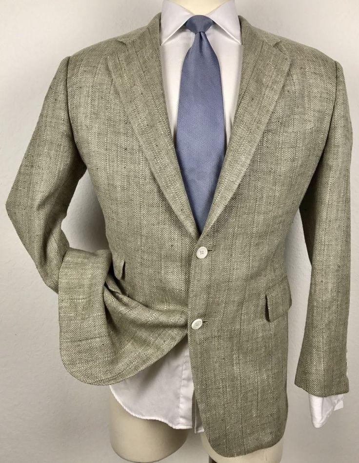 Sports Mens Coat Donegal Tweed