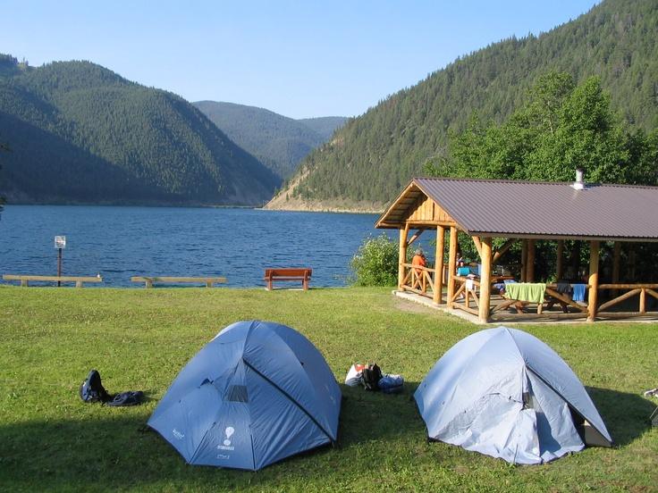 Camping!  #SummerSecretsContest.