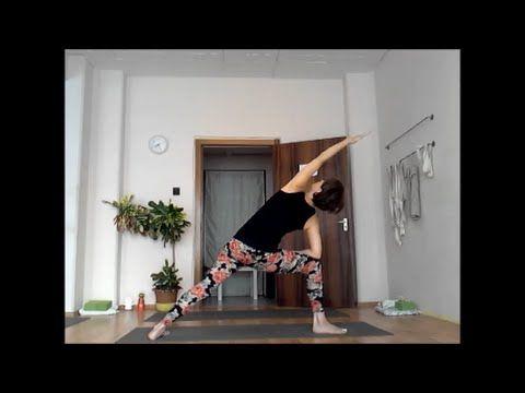 Szokj rá a jógára! (jóga otthon) 7. nap - YouTube