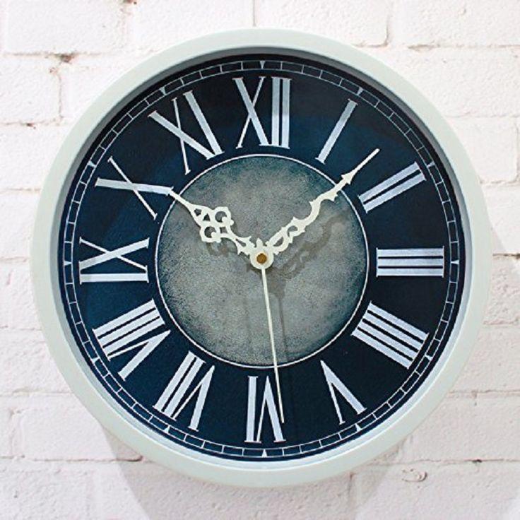 Continental relógio de parede Retro nostálgico alishoppbrasil