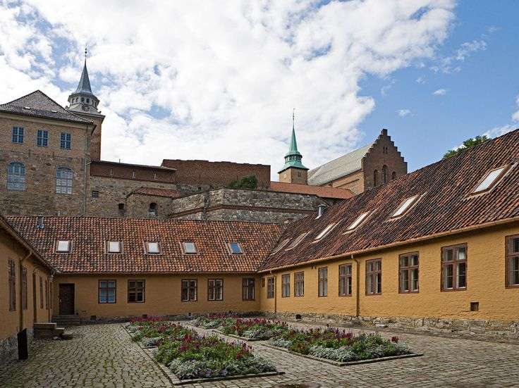 Akershus Fortress in Oslo, one of 8 Real-World Locations That Inspired Disney Movies - Condé Nast Traveler