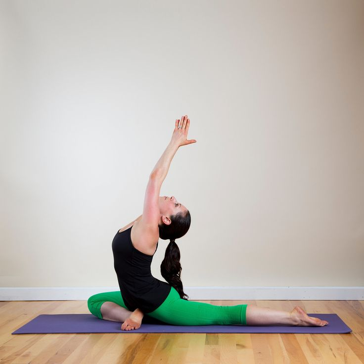 Tight Hips? Sore Back? Four INCREDIBLE Poses That Offer Instant Relief: Try Pigeon.  #SELFmagazine