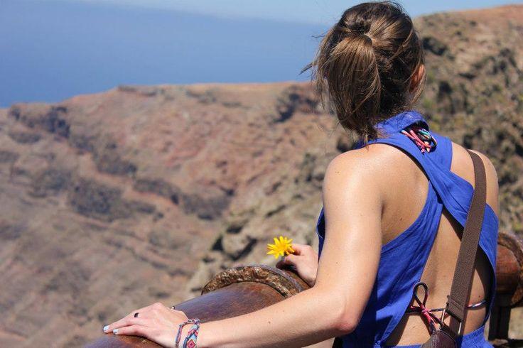Mirador Del Rio view point, Lanzarote