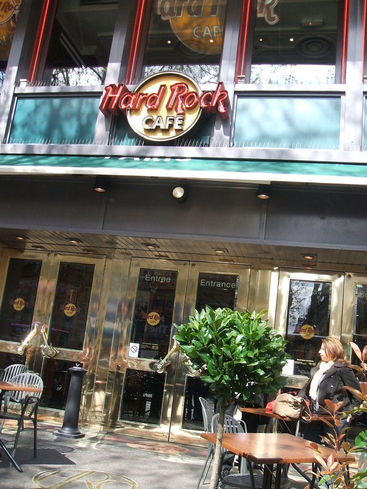 Hard Rock Cafe, Rome