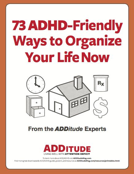73 ADHD-Friendly Ways to Organize Your Life Now
