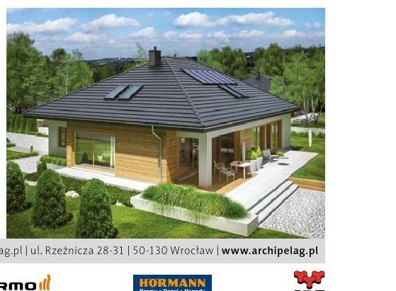 """#ClippedOnIssuu from Katalog """"Najpiękniejsze Projekty Domów ARCHIPELAG"""" – trendy 2015"""
