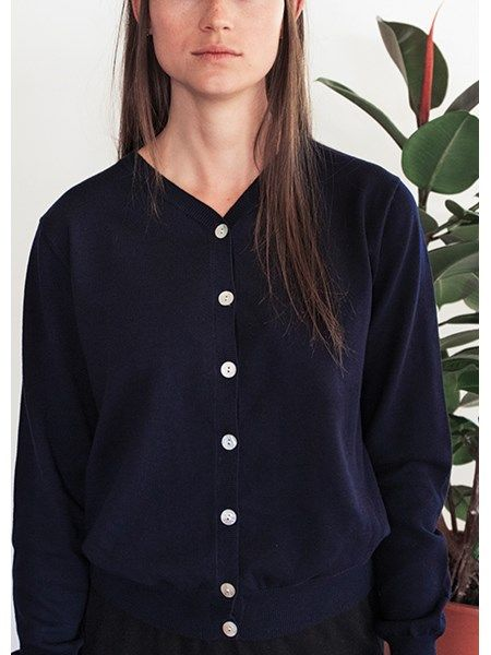 Cardigan navy - FUB