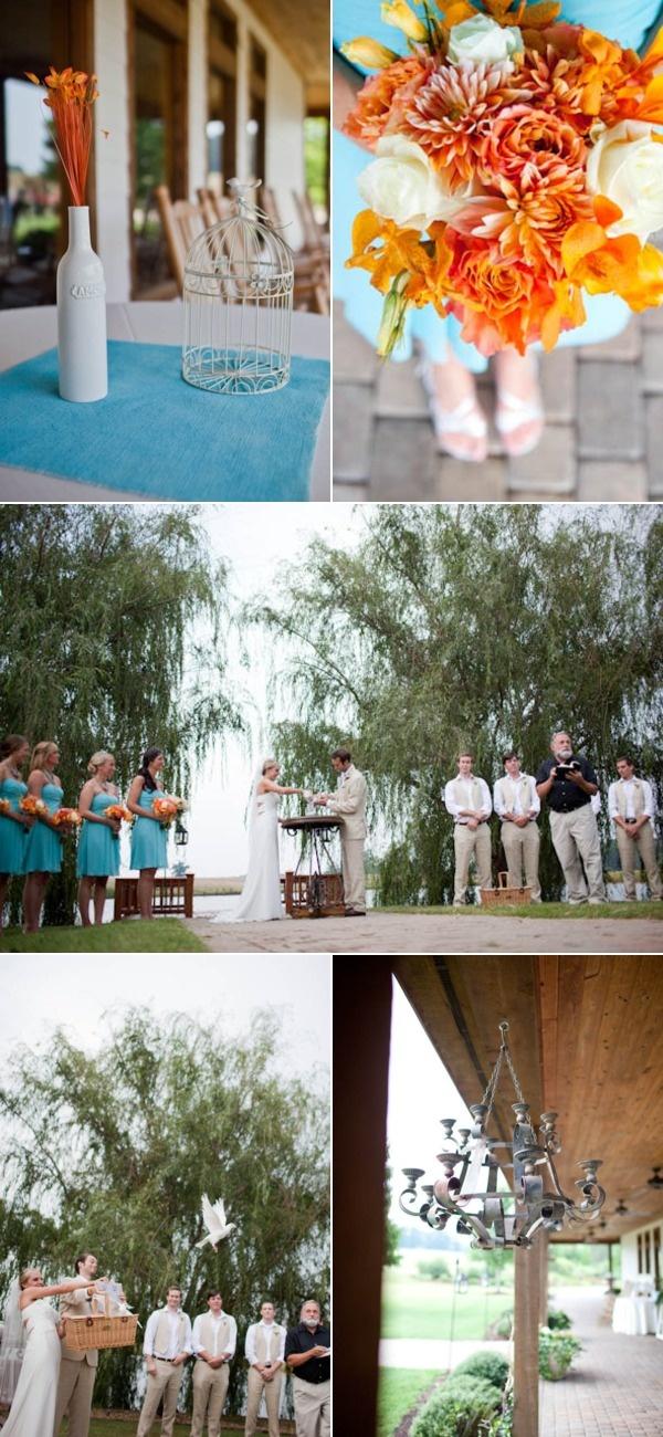 Oakhurst Farm Wedding by Kaitie Bryant Photography