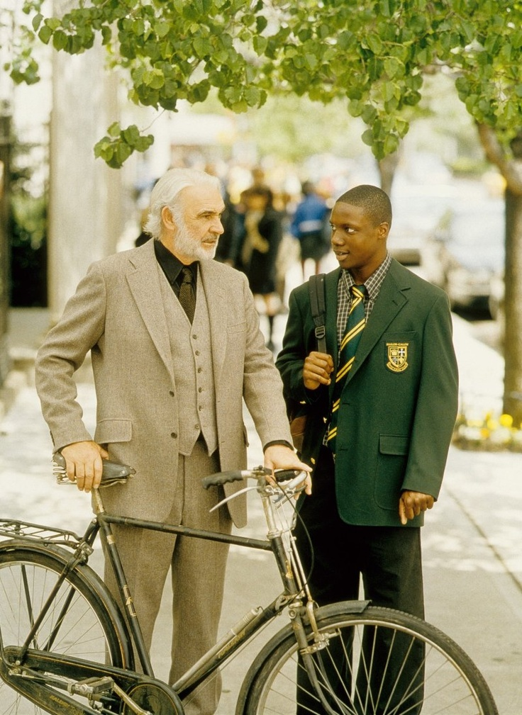 Finding Forrester. Great movie.