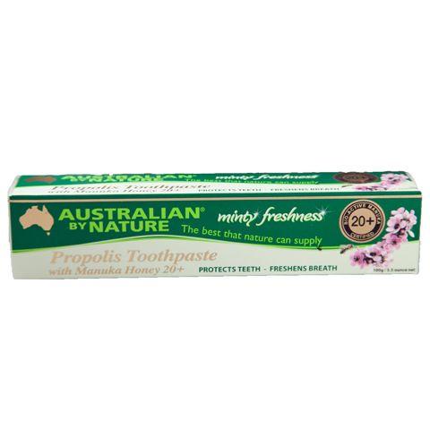 Propolis Toothpaste – Australian by Nature – 100g | Shop Australia