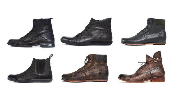 #MENSFASHION #Новинки | #Коллекция #обуви Осень-Зима 2012/13 www.mens-fashion.ru