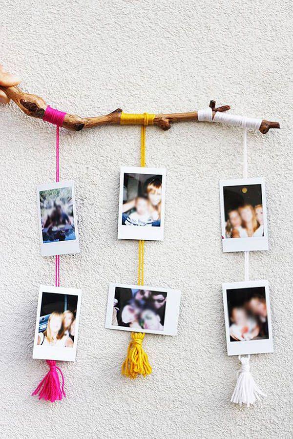 Souvent Best 25+ Diy photo ideas on Pinterest | Hanging photos, Hang  JT47