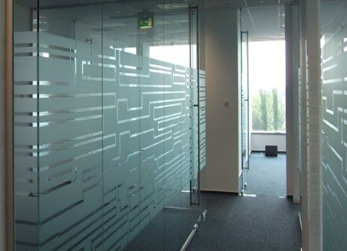 1000 images about office window graphics on pinterest for Door vinyl design