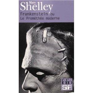 Frankenstein ou le Prométhée moderne - Marry Shelley. Bon sang, je m'aperçois que je n'ai retenu que le romantisme de la créature, malheureuse  d'être rejetée et différente. Chef d'oeuvre ABSOLU de la littérature romantico-philosophique