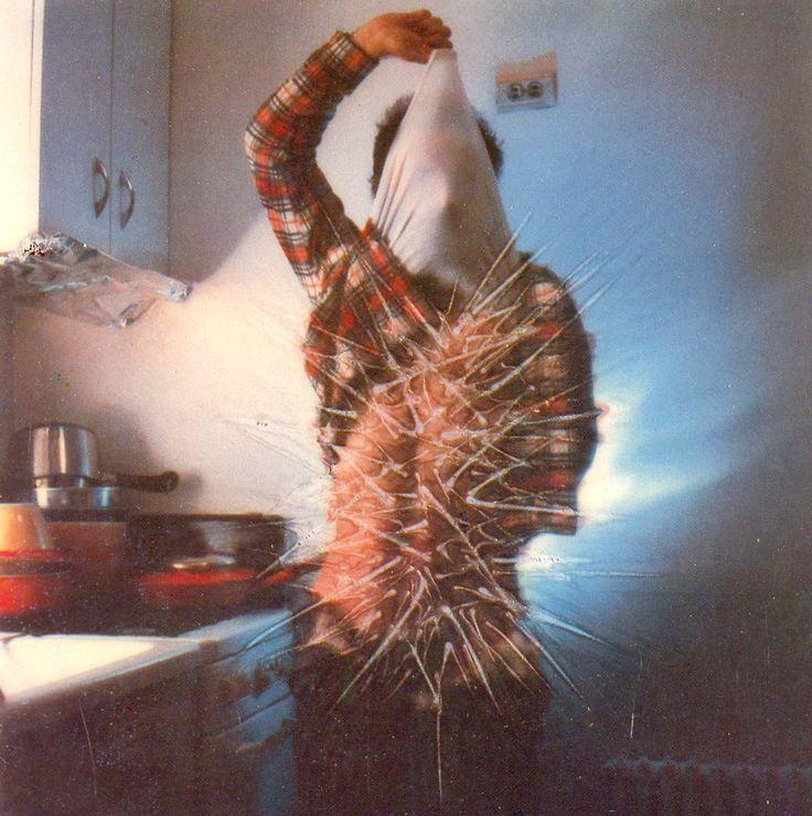 Lucas Samaras: Photo- Transformation (1975)