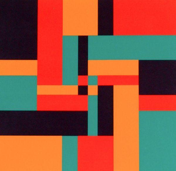 Carlo Vivarelli (Swiss, 1919-1986) - Untitled, 1964
