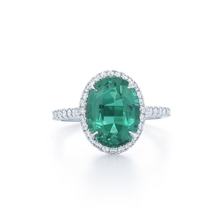 8 Equally Beautiful Diamond Alternatives for Your Engagement Ring