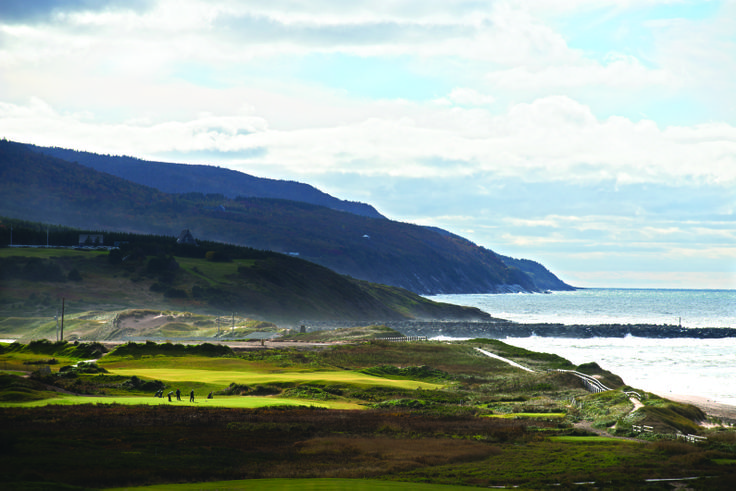 Nova Scotia boasts world-class greens and Canada's only true authentic links golf course – Cabot Links. Find seaside, countryside, and historic urban fairways that offer not-to-be-missed golf experiences.