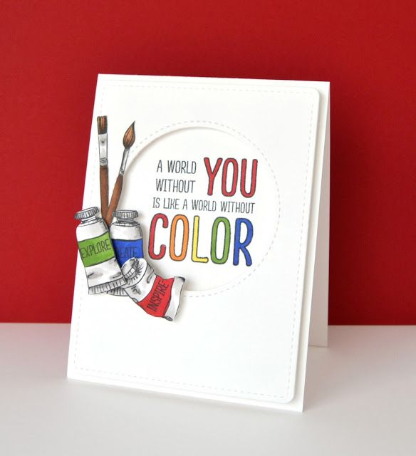 18 best color my world images on Pinterest | Cardmaking, Cards and