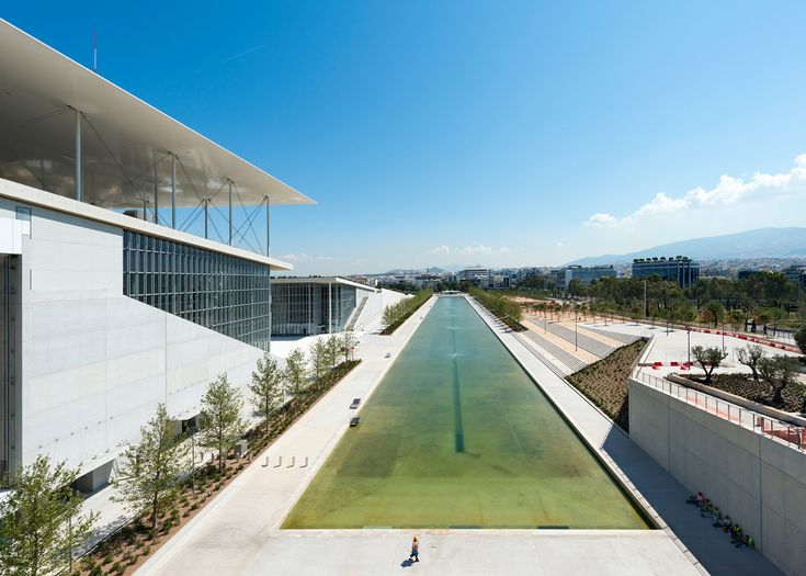 Renzo Piano completes Stavros Niarchos Foundation Cultural Center