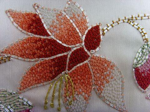 한국전통 손 자수(Korea traditional hand embroidery)