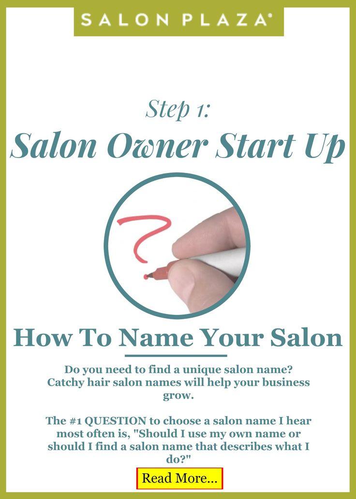 25+ best ideas about Hair salon names on Pinterest | Salon ...