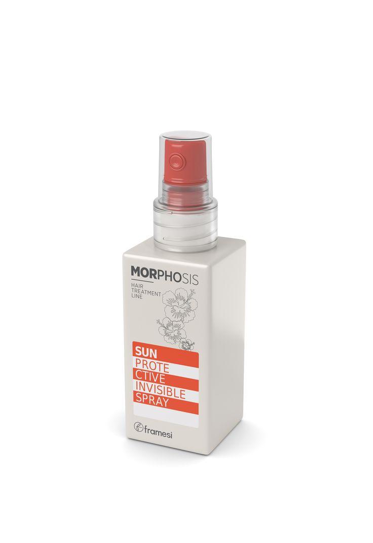 framesi Morphosis Sun Protective Invisible Spray 100ml.