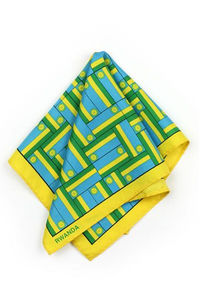 African Flag Pocket Squares! 100 percent of purchase goes to Aid for Africa!  Bows-N-Ties created a dozen pocket squares based on African flags. Each $10 purchase supports Aid for Africa.