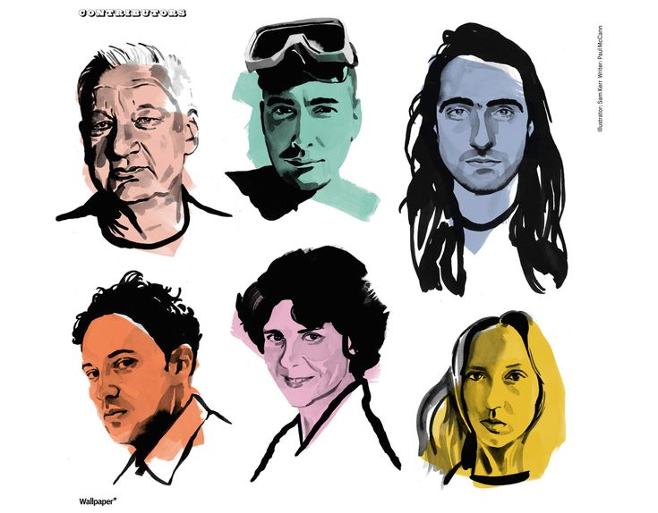 Sam Kerr / Wallpaper* Portraits   Conceptual artist