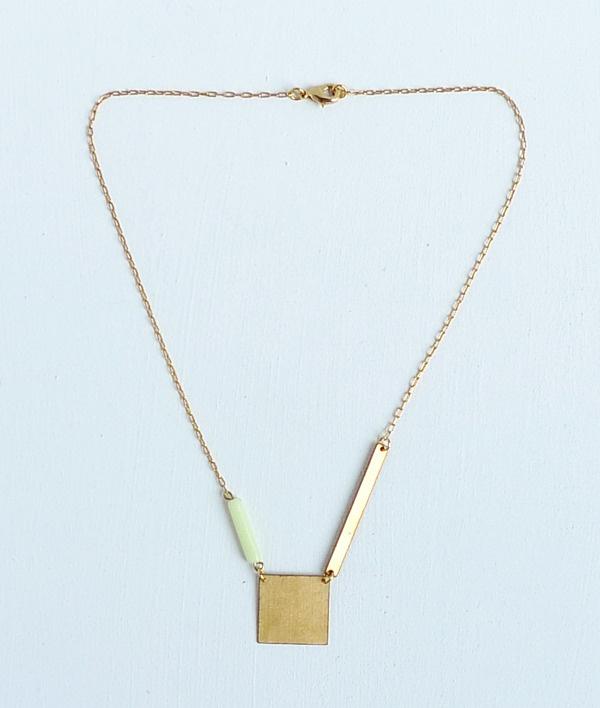 Apollonio necklace.
