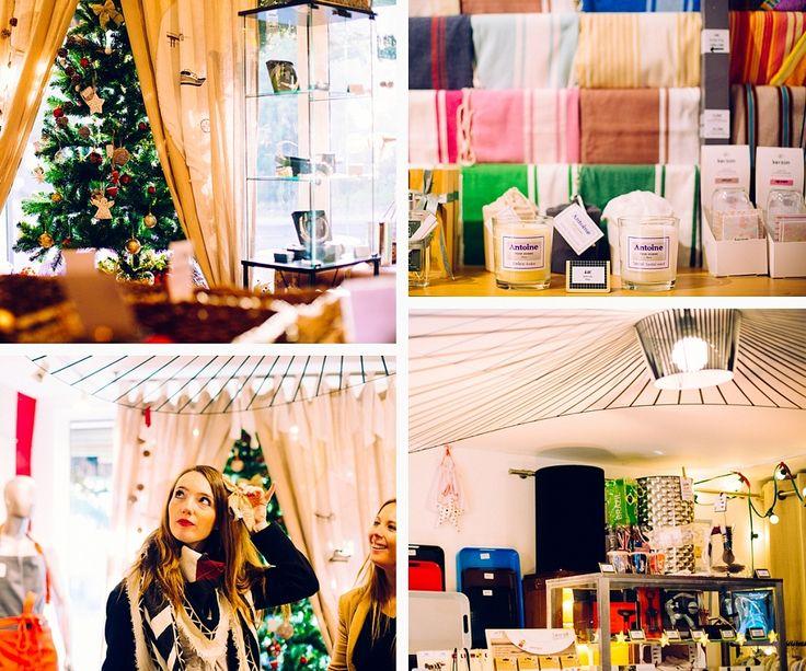 Les jolies boutiques de Lège-Cap Ferret #Legecapferret #capferret #noel #escapade #weekend #vacances