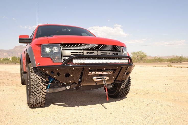 Buy 2010-2014 Ford Raptor Stealth Front Bumper at RaptorParts
