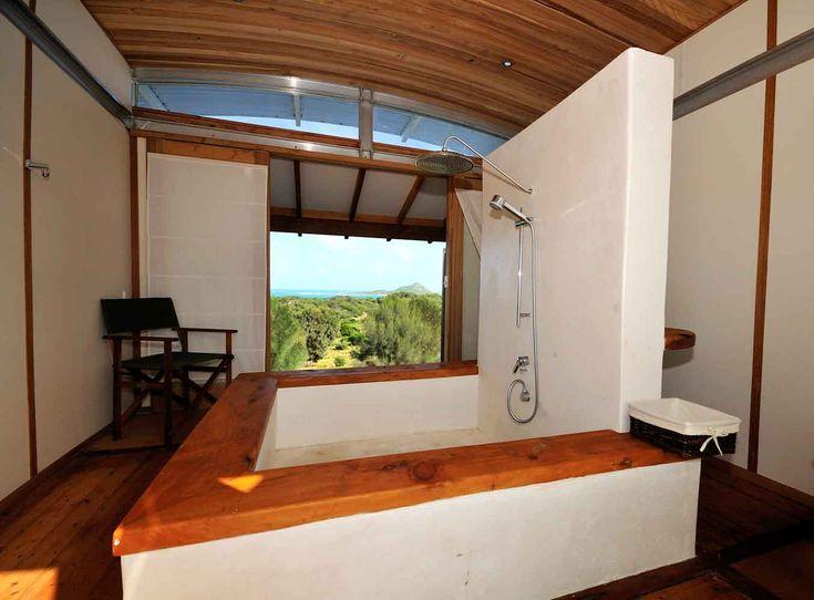 West End Beach House Bathroom