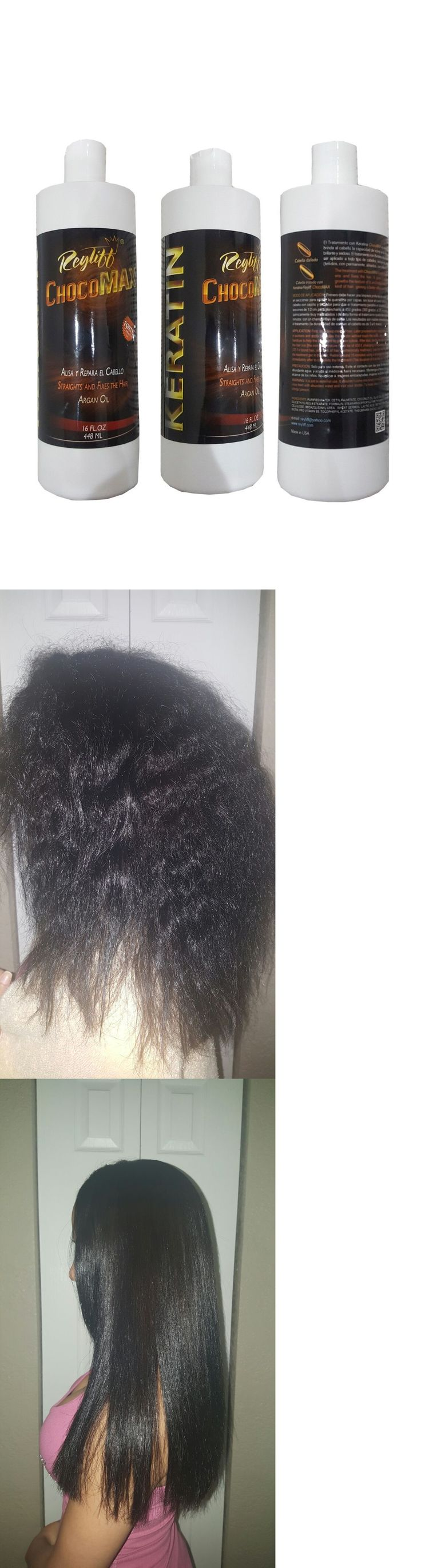 Relaxers and Straightening Prod: Chocolate Brazilian Keratin Hair Treatment One Of 16 Oz Forte BUY IT NOW ONLY: $40.0