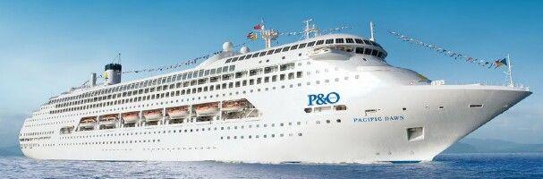 CRUISIN - P Cruises (Australia) - Pacific Dawn - Bridge Camera
