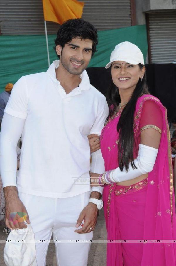 Kratika and Akshay
