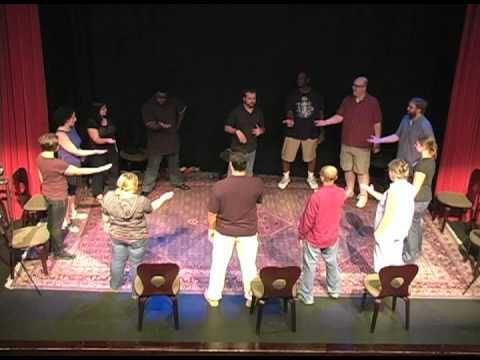 Circle Up Improv in Every Classroom pt2 Name Games