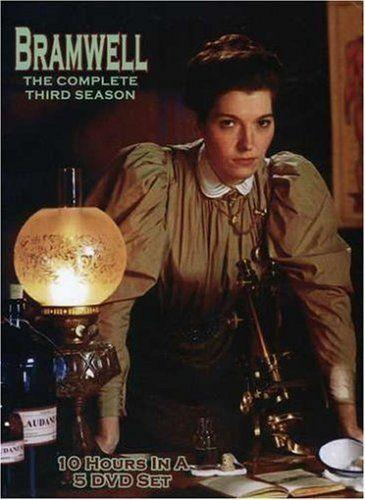 Bramwell - a Victorian medical drama. But I've heard the 4th season stinks.