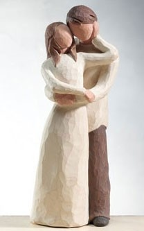 Willow Tree: Together.  This reminds me of Gene.  I want it so bad.