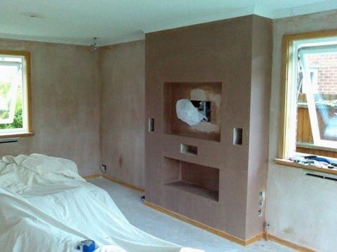 Tv On Chimney Breast Ideas Google Search Renovation