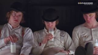 A Clockwork Orange - Intro [HD], via YouTube.