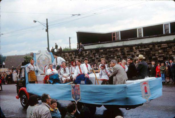 Photos of a very special day in Huddersfield in 1968 - Huddersfield Examiner