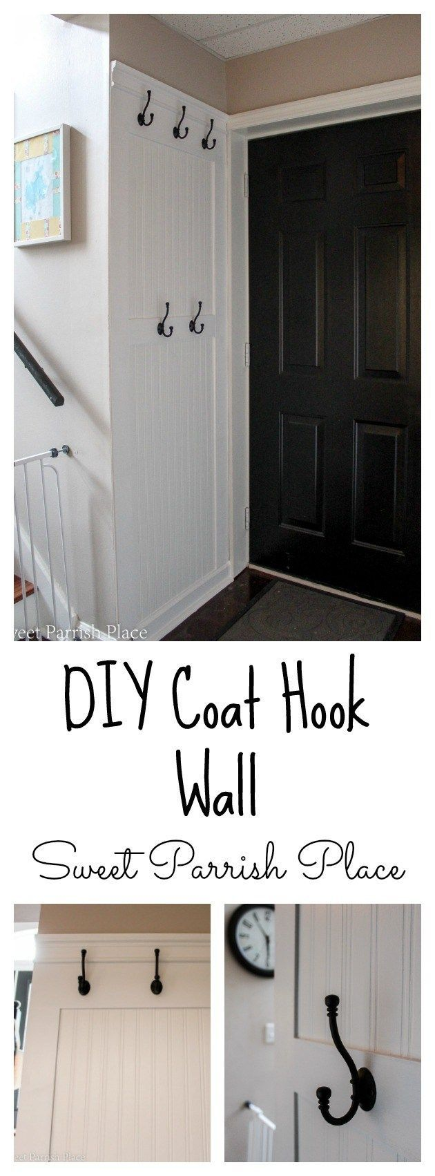 Best 25+ Diy coat hooks ideas on Pinterest