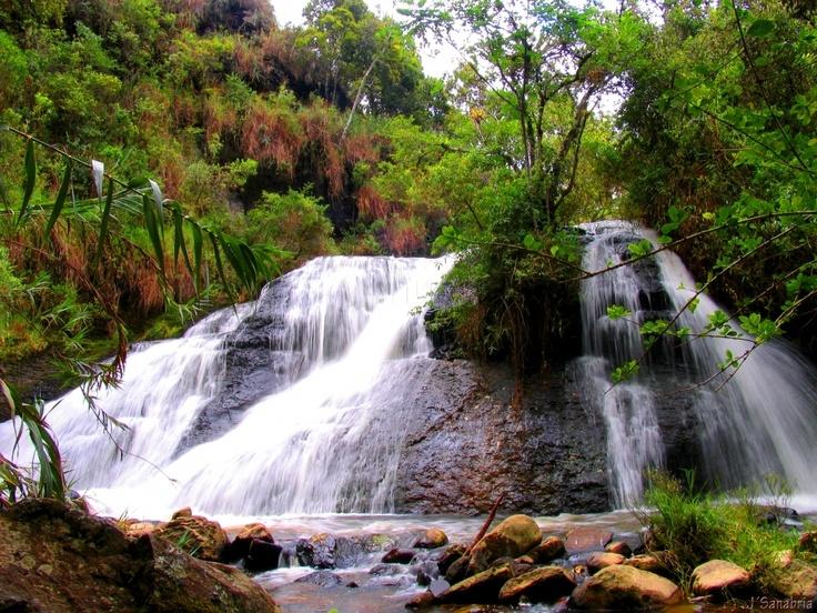 Cascada Periquera -Villa de Leyva Colombia-