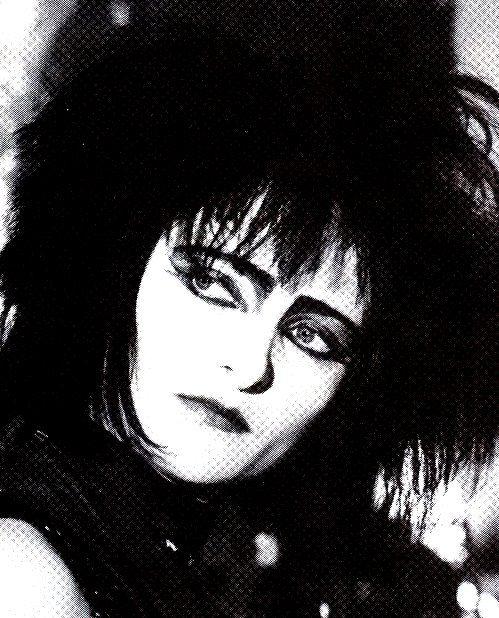 "morganaspikes: "" Siouxsie Sioux ❤️ """